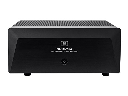 Monoprice Monolith 3x200 Watts Per Channel Multi-Channel Hom