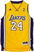 NBA Los Angeles Lakers Kobe Bryant Swingman Jersey, Gold