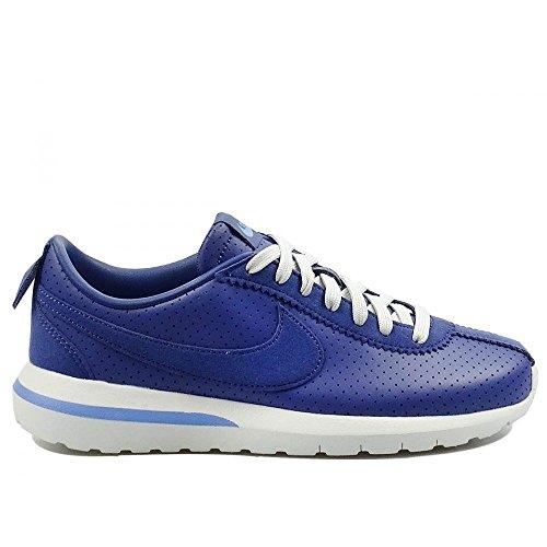 Nike W Roshe Cortez Nm, Zapatillas de Deporte para Mujer Morado (Dk Prpl Dst / Dk Prpl Dst-Smmt W)