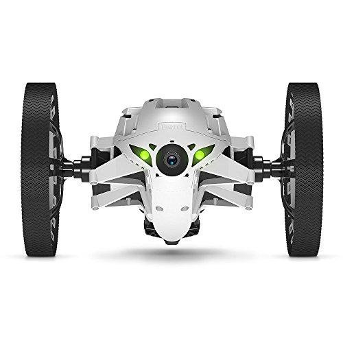 Parrot Mini Drone Jumping Sumo – White