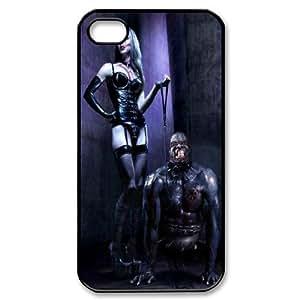 Iphone 4,4S Terrorist Phone Back Case DIY Art Print Design Hard Shell Protection LK084026