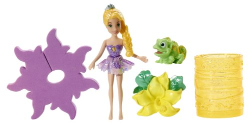 [Disney Princess Rapunzel Bath Bag] (Iconic Movie Characters Costumes)