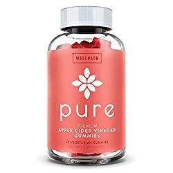 Image of the product Pure Apple Cider Vinegar that is listed on the catalogue brand of WellPath.