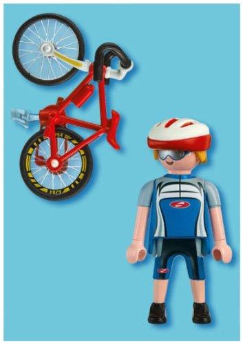 Construction De Cycliste Playmobil 5193 Jeu Coureur YDWEH29I