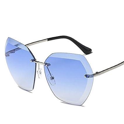 LLZTYJ Gafas De Sol/Gafas De Sol Graduadas De Cristal Sin ...