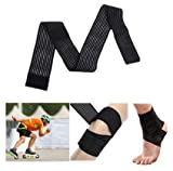 Knee Elbow Wrist Ankle Sport Support Compression Bandage Wrap Protect by SiamsShop
