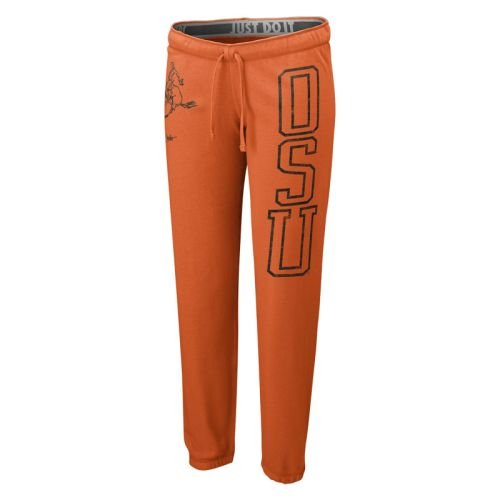 Oklahoma State Cowboys Womens Vault Sweatpant - Junior Women