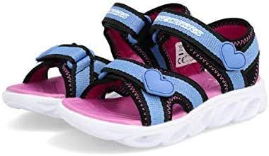 Skechers Kids Girls' Hypno-Flash Sneaker