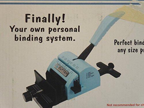 Zutter Bind-it-all Machine Baby Blue