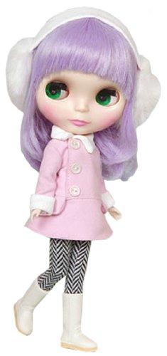 Blythe Shop Limited Doll - Neo Blythe: Lavender Hug by Takara Tomy