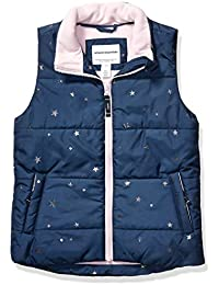 Girls' Heavy-Weight Puffer Vest
