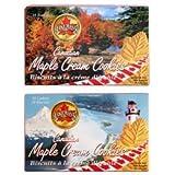 Jakeman's Maple Cream Cookies - 400g Boxed (2 Pack)