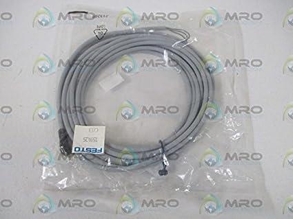 Festo 159425 Cable de conexión, Modelo sim-m8 - 3 wd-5-psl-pu: Amazon.es: Industria, empresas y ciencia