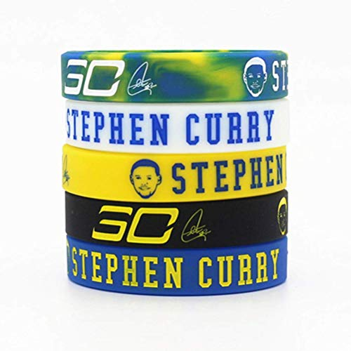 Adjustable Silicone Wristband Bracelets for Sports Fans-Awesome Gift for Your Family and Friends. (Rockets13)