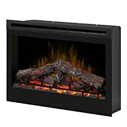 Dimplex DF3033ST 33-Inch Self-Trimming Electric Fireplace Insert by Dimplex