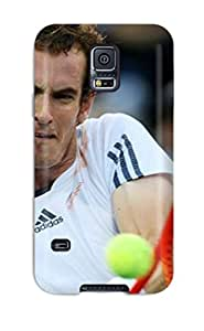 Everett L. Carrasquillo's Shop Perfect Fit Andy Murray Case For Galaxy - S5