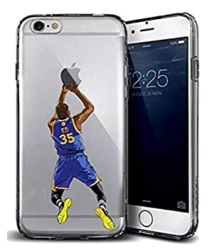 Art Design Funda iPhone 6 / iPhone 6S Kevin Durant KD Golden ...