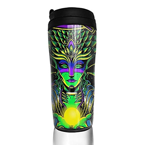 Tretonku Insulated Water Bottle, 311 Band, Iced Espresso Small Coffee Mug Coffee Tumbler for Kids Teens Adults
