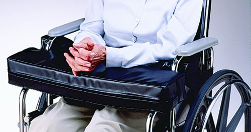 Skil-Care Corp. (n) Wheelchair Lap Cushion - Full Arm (For 16-18 Wheelchairs) - Wheelchair Lap Cushion