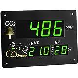 TFA 31.5002 - Medidor ambiental de CO2, temperatura y humedad