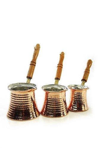 CopperGarden/® Copper Turkish Coffee Pot S