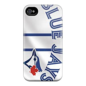Iphone 6plus XqW14179bmPP Special Colorful Design Toronto Blue Jays Image Excellent Hard Cell-phone Case -AlissaDubois