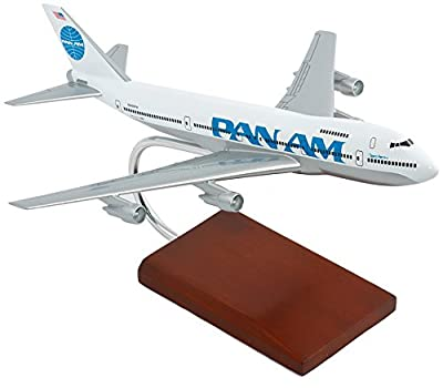 Toys and Models Corporation B747-200 PanAm
