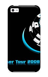Discount 3843745K78552020 Poker Fashion Tpu 5c Case Cover For Iphone