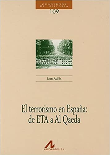 Amazon.com: El Terrorismo en Espana: de eta a al Qaeda ...