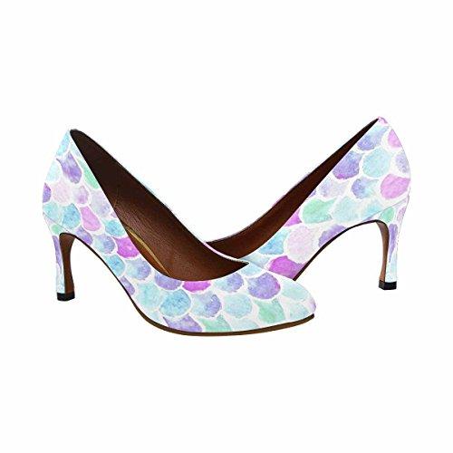 Scarpe Da Donna Modello Classico Scarpe Da Donna Con Tacco Alto Scarpe Da Ginnastica Modello Di Interesse