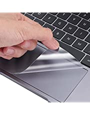 Puccy 2 Pack Touch Pad Film Protector, compatible with DELL XPS 15 9510 15 15 TPU TouchPad Trackpad Guard Cover ( Not Tempered Glass Screen Protectors Case)
