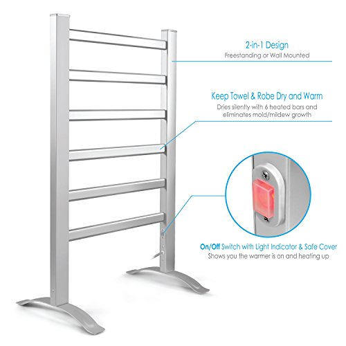 The 8 best towel rack with warmer