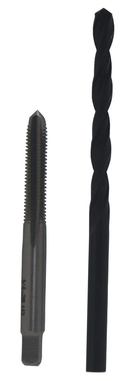 Drill America - POUM5X.8 m5 x .8 Tap and 4.20mm Drill Bit Kit, POU Series