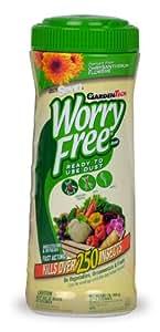 Worry Free GardenTech Brand Dust Shaker Pest Control, 1-Pound