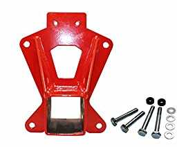 Dragonfire Racing Receiver Hitch Rear Red 16-1171