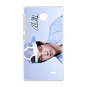 Happy Austin Mahone Posters Cell Phone Case for Nokia Lumia X