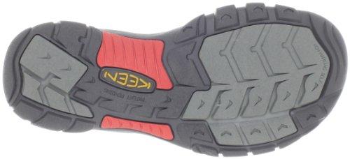 KEEN Damen Newport H2 Sandale Heiße Koralle / Verbranntes Henna