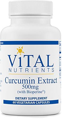 Vital Nutrients Curcumin Bioperine Nutritional product image