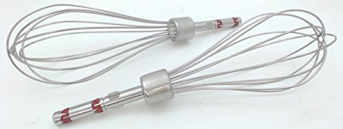 Seneca River Trading Sunbeam 113497-002-000 Stand Mixer Wire Whisk, 2 Pack, SBK1134972