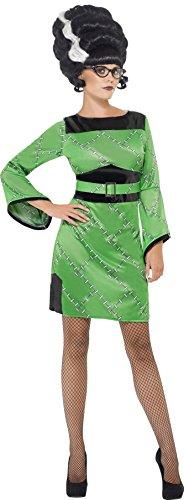 Smiffys Women's Frankenstein Girl Costume