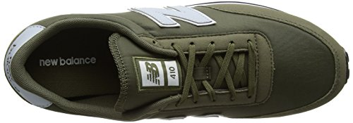 Unisex grey Verde New Da green Scarpe Balance – Adulto Ginnastica 410 44wgnSqF