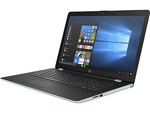 HP 15-bw006ds Laptop, AMD DC E2-9000e, 1.5 GHz, 1 TB, AMD Radeon R2 Graphics, Windows 10 Home 64 Bit, Pale Mint, 15.6″ (Refurbished)