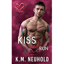 Kiss and Run (Valentine's Inc. Book 4)
