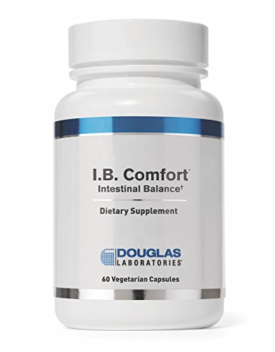 Douglas Laboratories - I.B. Comfort - Special Formula for Intestinal Comfort, Balance and Regularity* - 60 Capsules
