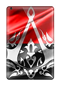 Bja6964DnQQ Cases Covers, Fashionable Ipad Mini Cases - Assassins Creed Brotherhood Hd