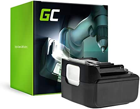 GC® (4Ah 14.4V Li-Ion Cells) Replacement Battery Pack for Makita BHP444RFE Power Tools