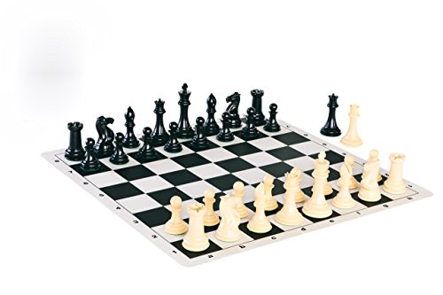 Quadruple Weight Tournament Chess Game product image