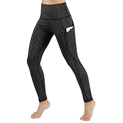 ODODOS Out Pocket High Waist Yoga Pants,Tummy Control,Pocket Workout Yoga Pant 41vWpkGpy9L