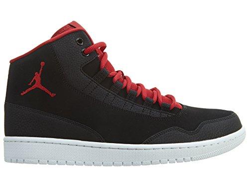 de Jordan Homme Noir Chaussures Nike Noir Blanc Executive Gymnase Gymnase Rouge Rouge Sport Blanc Rouge TtqdUBgBwx