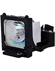 GOLDENRIVER DT00401/CPS225LAMP Replacement Lamp with Housing Compatible with HITACHI CP-HS1000 / CP-S225 / CP-S225A / CP-S225AT / CP-S225W / CP-S225WAT / CP-S225WT / CP-S225WA
